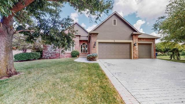 13124 E Castlewood Cir, Wichita, KS 67230 (MLS #601559) :: Matter Prop