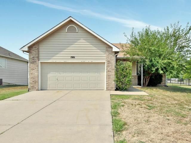 1901 S Stoneybrook, Wichita, KS 67207 (MLS #601603) :: The Boulevard Group