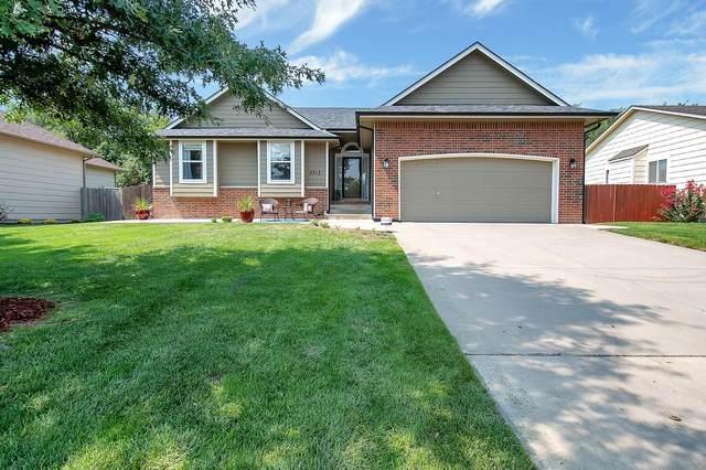 2513 N Brandon Cir, Wichita, KS 67226 (MLS #601612) :: COSH Real Estate Services