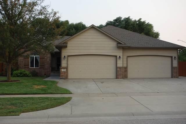 2619 W Rio Vista, Wichita, KS 67204 (MLS #601613) :: The Boulevard Group