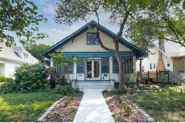 952 N Faulkner St, Wichita, KS 67203 (MLS #601617) :: The Boulevard Group