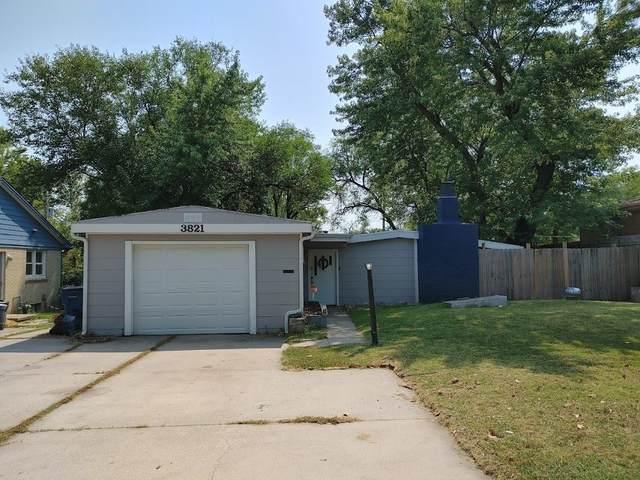 3821 E Meadow Ln, Wichita, KS 67218 (MLS #601623) :: COSH Real Estate Services