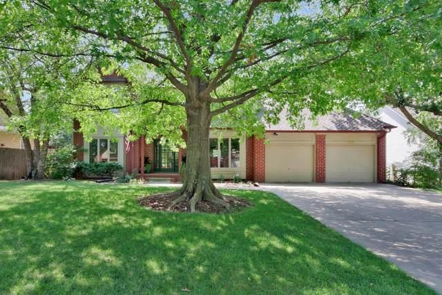 9105 E Country Walk, Wichita, KS 67206 (MLS #601630) :: Matter Prop