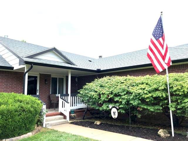 11807 W Carr Ct, Wichita, KS 67209 (MLS #601646) :: COSH Real Estate Services