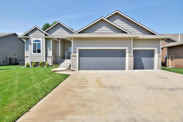 4319 N Cimarron St, Wichita, KS 67205 (MLS #601665) :: Kirk Short's Wichita Home Team