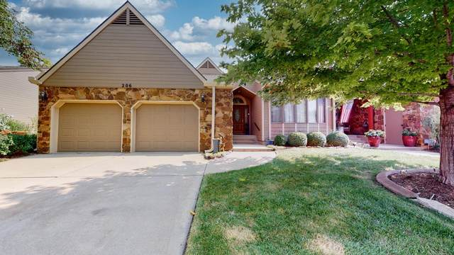 909 N Maize Rd #206, Wichita, KS 67212 (MLS #601666) :: Kirk Short's Wichita Home Team