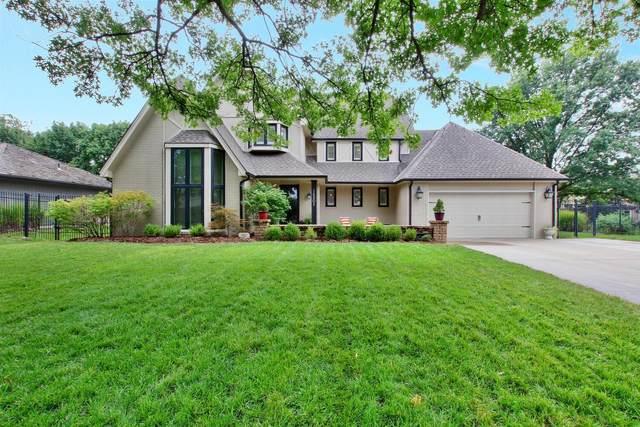 14301 E Cascades Ct, Wichita, KS 67230 (MLS #601693) :: Kirk Short's Wichita Home Team