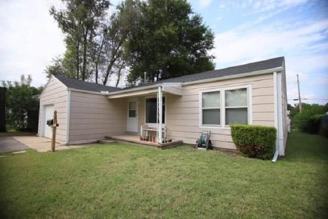 320 W 34th St S, Wichita, KS 67217 (MLS #601712) :: Pinnacle Realty Group