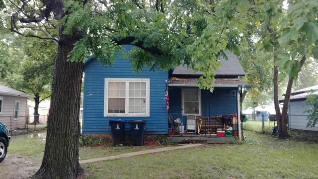 1111 S Topeka St, El Dorado, KS 67042 (MLS #601718) :: COSH Real Estate Services