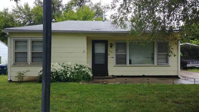 1316 W Olive Ave, El Dorado, KS 67042 (MLS #601721) :: COSH Real Estate Services