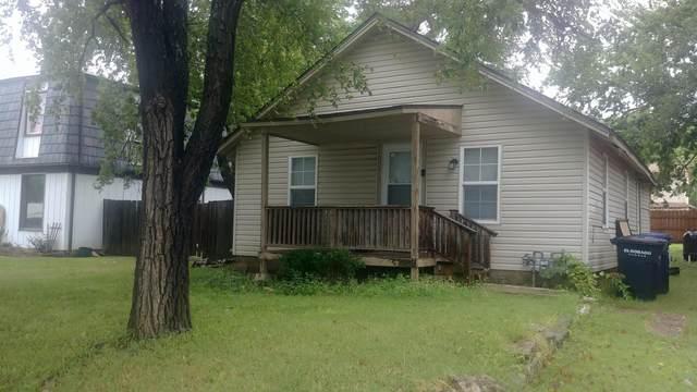 216 Jones St, El Dorado, KS 67042 (MLS #601722) :: COSH Real Estate Services