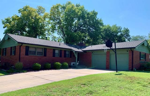 6621 E Farmview St, Wichita, KS 67206 (MLS #601744) :: The Boulevard Group