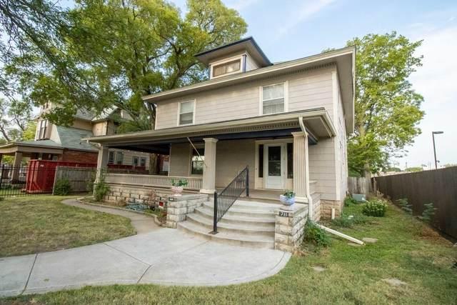711 N Topeka St, Wichita, KS 67214 (MLS #601752) :: COSH Real Estate Services