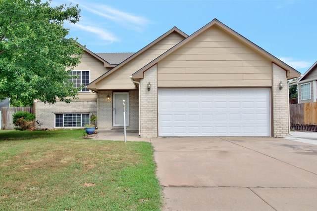 5346 S Midland Cir, Wichita, KS 67217 (MLS #601755) :: COSH Real Estate Services