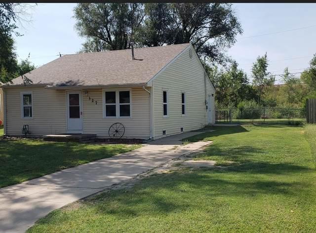 327 N Baughman Ave, Haysville, KS 67060 (MLS #601763) :: Graham Realtors