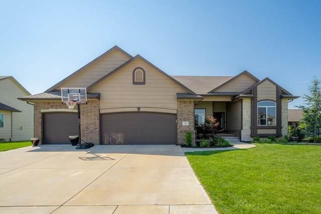 711 W Candlestar Ct, Andover, KS 67002 (MLS #601787) :: Kirk Short's Wichita Home Team