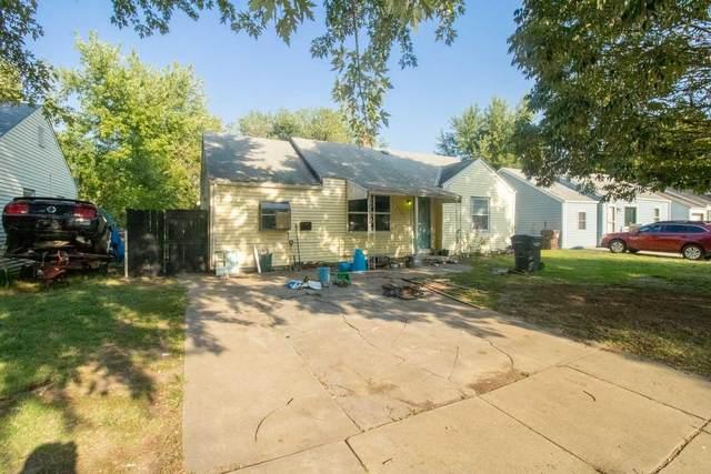 2532 S Mead St, Wichita, KS 67216 (MLS #601795) :: Matter Prop