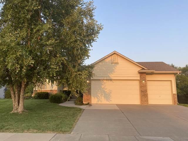 722 S Peckham St, Wichita, KS 67230 (MLS #601799) :: Matter Prop