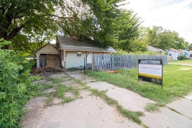 2221 S Hydraulic St, Wichita, KS 67211 (MLS #601802) :: COSH Real Estate Services