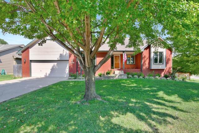 2539 N Cranbrook Ct, Wichita, KS 67226 (MLS #601822) :: COSH Real Estate Services