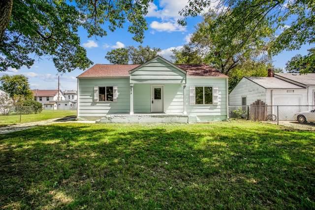 1816 S Waco Ave, Wichita, KS 67213 (MLS #601852) :: The Boulevard Group