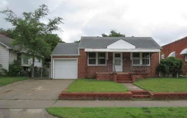 1128 W Mccormick Ave, Wichita, KS 67213 (MLS #601857) :: The Terrill Team