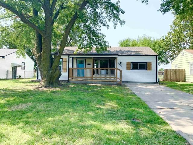 3435 S Gold St, Wichita, KS 67217 (MLS #601863) :: COSH Real Estate Services