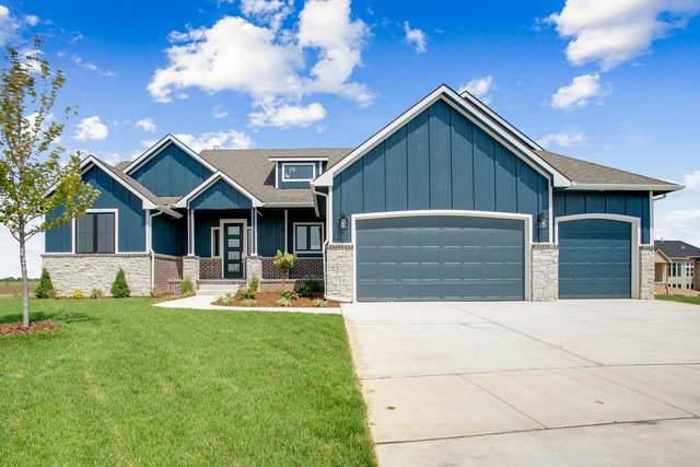 3232 Pine Grove Cir, Wichita, KS 67205 (MLS #601872) :: Graham Realtors