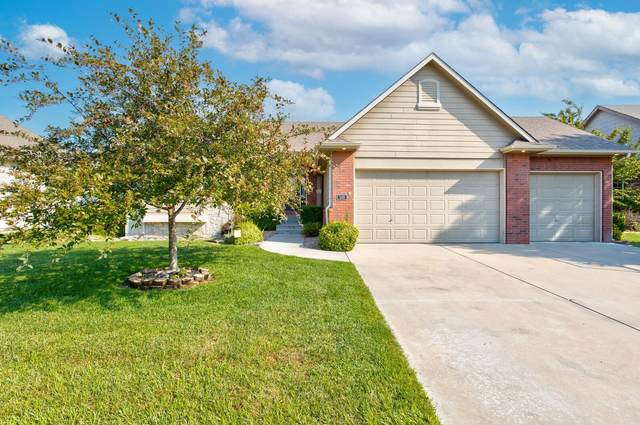 508 E Crescent Lakes Dr, Andover, KS 67002 (MLS #601873) :: COSH Real Estate Services