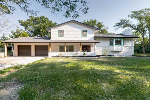 14800 W 55th St S, Clearwater, KS 67026 (MLS #601904) :: Matter Prop