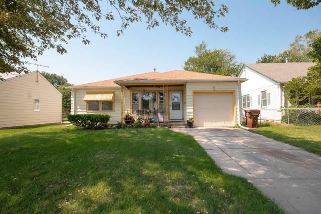 1219 N Harding Avenue, Wichita, KS 67208 (MLS #601910) :: Matter Prop