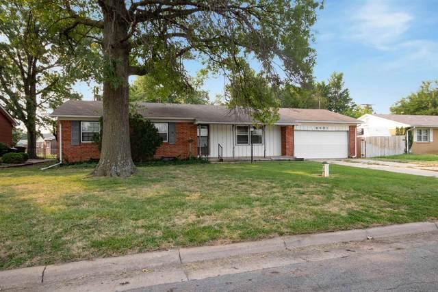 9501 W Provincial Ln, Wichita, KS 67212 (MLS #601954) :: Kirk Short's Wichita Home Team