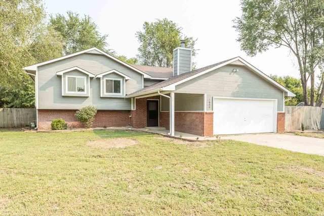 1600 E 77th St S, Haysville, KS 67060 (MLS #601957) :: COSH Real Estate Services