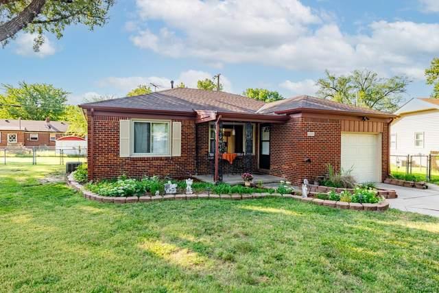 2238 S Old Manor Ct, Wichita, KS 67218 (MLS #601962) :: Matter Prop