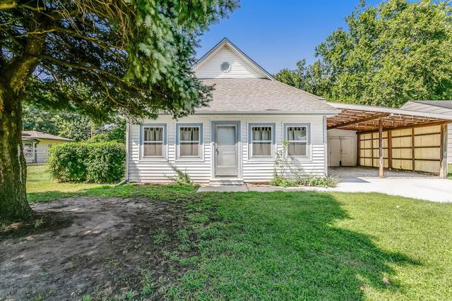 1509 N 2nd St, Arkansas City, KS 67005 (MLS #601971) :: Pinnacle Realty Group