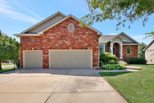 3113 N Brush Creek Ct, Wichita, KS 67205 (MLS #601978) :: Kirk Short's Wichita Home Team