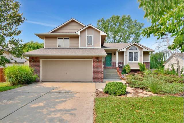 2503 N Persimmon St, Derby, KS 67037 (MLS #601984) :: COSH Real Estate Services