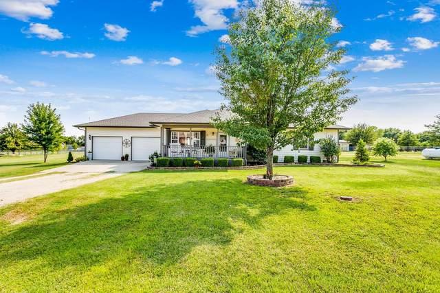 11081 SW 64TH ST, Augusta, KS 67010 (MLS #602005) :: COSH Real Estate Services