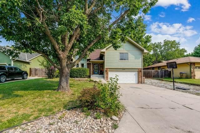 1606 E Brendonwood Rd, Derby, KS 67037 (MLS #602012) :: COSH Real Estate Services
