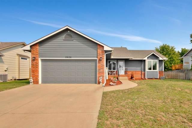 2606 Evanston, Park City, KS 67219 (MLS #602022) :: COSH Real Estate Services