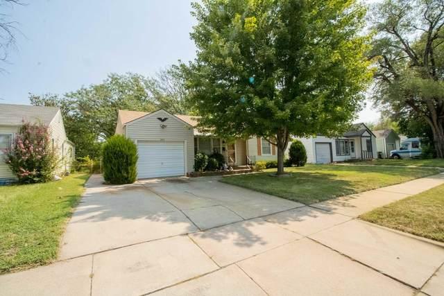 2014 S Green St, Wichita, KS 67211 (MLS #602025) :: The Boulevard Group