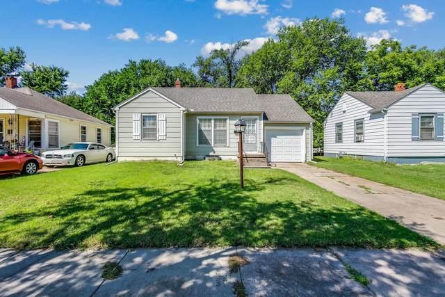 915 N Battin, Wichita, KS 67208 (MLS #602034) :: Graham Realtors