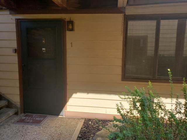 1500 E 10th Ave B01, Winfield, KS 67156 (MLS #602042) :: The Terrill Team