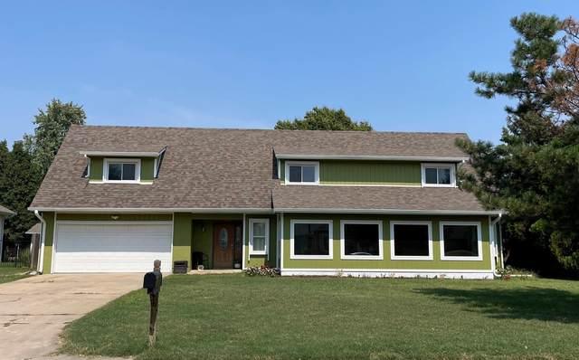 11508 W Sheriac, Wichita, KS 67209 (MLS #602052) :: The Boulevard Group