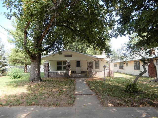 214 W Linden Ave, Arkansas City, KS 67005 (MLS #602055) :: Kirk Short's Wichita Home Team