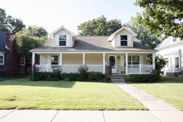 821 E 9th Ave, Winfield, KS 67156 (MLS #602069) :: Matter Prop