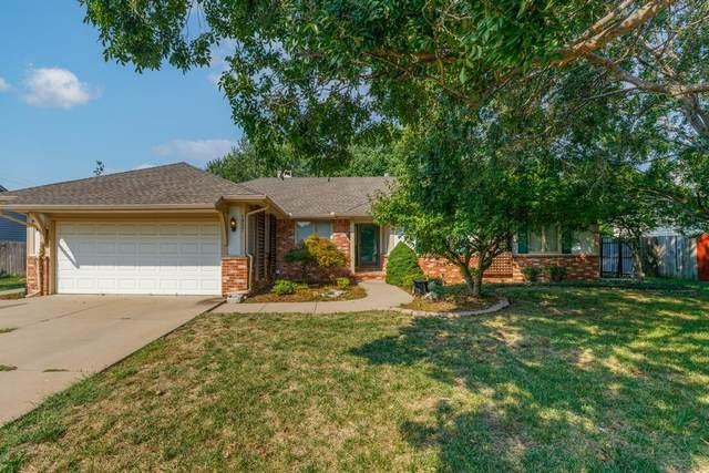 1957 S Stacey St, Wichita, KS 67207 (MLS #602075) :: Keller Williams Hometown Partners