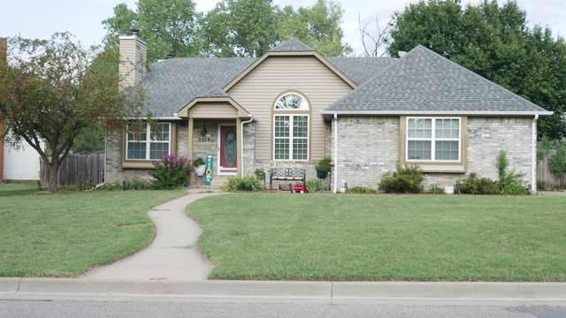 5318 E Pembrook St, Wichita, KS 67220 (MLS #602081) :: Keller Williams Hometown Partners