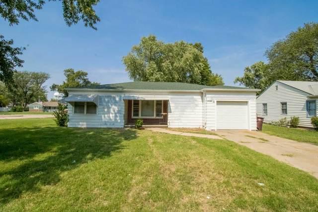 1133 N Wheeler St., Mcpherson, KS 67460 (MLS #602091) :: Kirk Short's Wichita Home Team