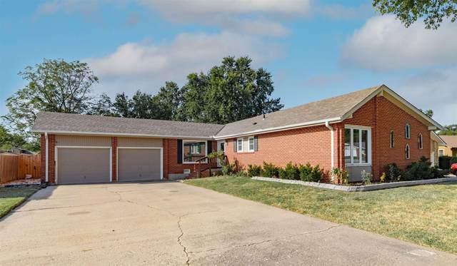 1029 Highland Dr, Arkansas City, KS 67005 (MLS #602092) :: Pinnacle Realty Group